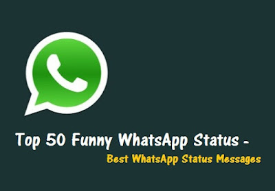 Funny Whatsapp Status Message