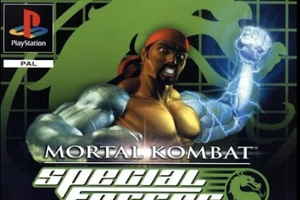 How to Get Download Game Mortal Kombat Special Force for Computer PC or Laptop