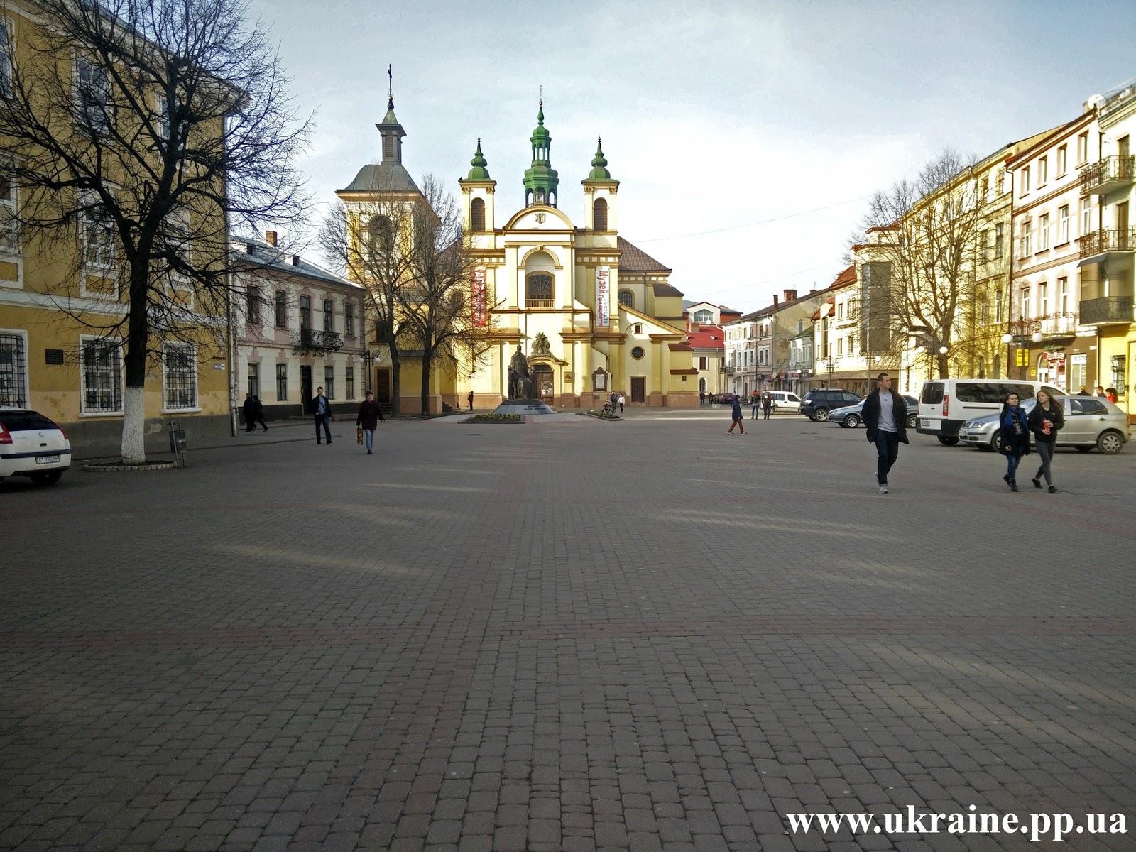 Івано-Франківськ фото міста