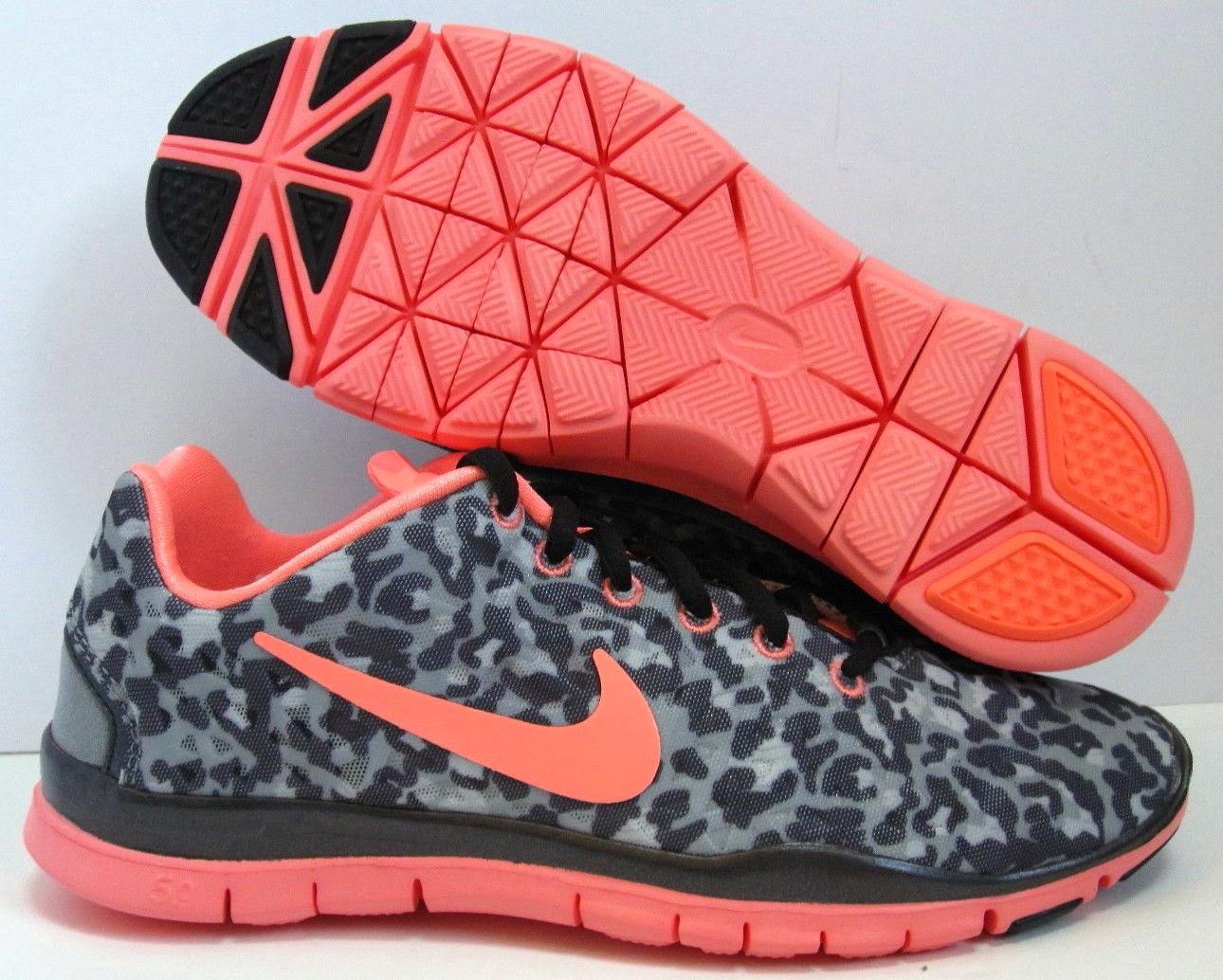 Cheetah Print Running Shoes