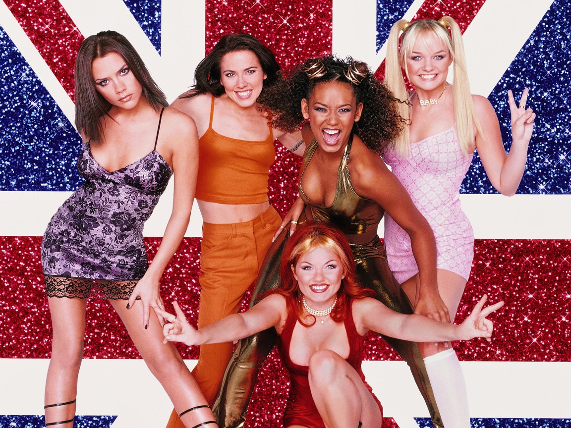 Spice girls free download naked — 5
