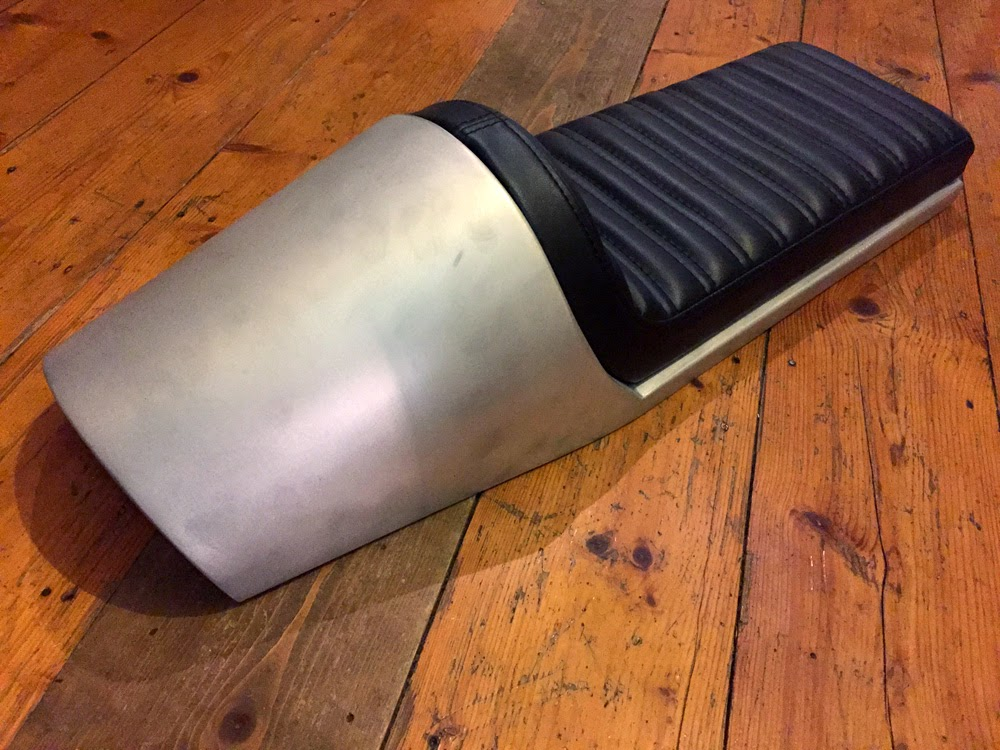 parts for your cafe racer project ~ return of the cafe racers