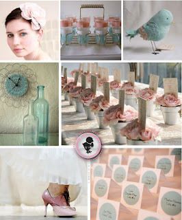 Wedding Aholic Anonymous I Heart Coral Seafoam