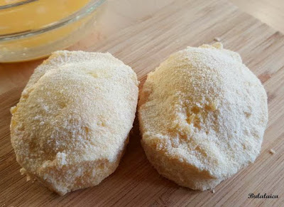 Huevos villaroy Bulalaica