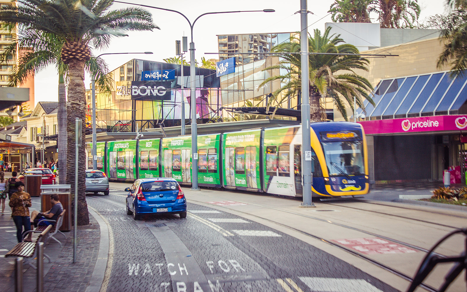 Gold Coast Tram Railway