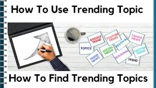trending topic, keyword, best tools, best topics