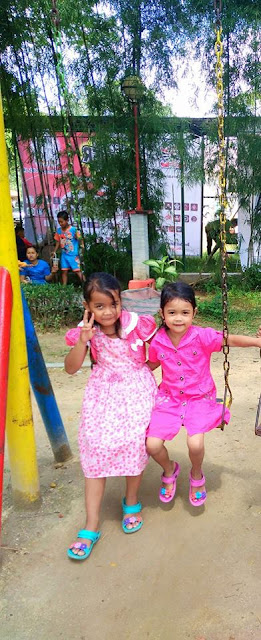 Cerita Bunda Memenuhi Nutrisi Anak Ketika Beraktivitas Di Luar Ruangan