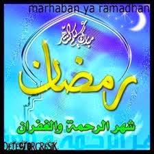 Kata-kata UcapanSelamat Berpuasa Di Bulan Ramadhan