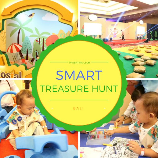 PARENTING CLUB  SMART TREASURE HUNT BALI