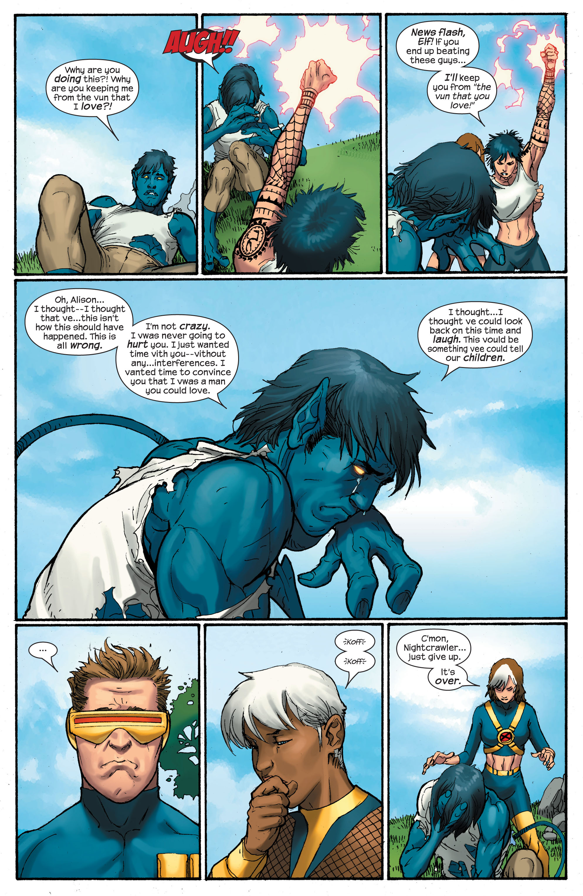 Read online Ultimate X-Men comic -  Issue # _Annual 2 - 30