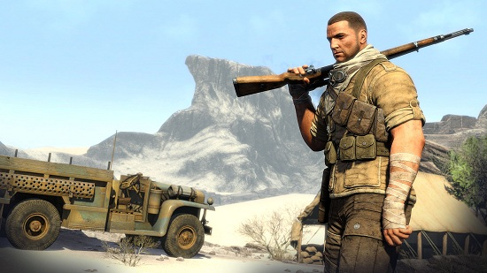 Sniper Elite III PC Game Reloaded