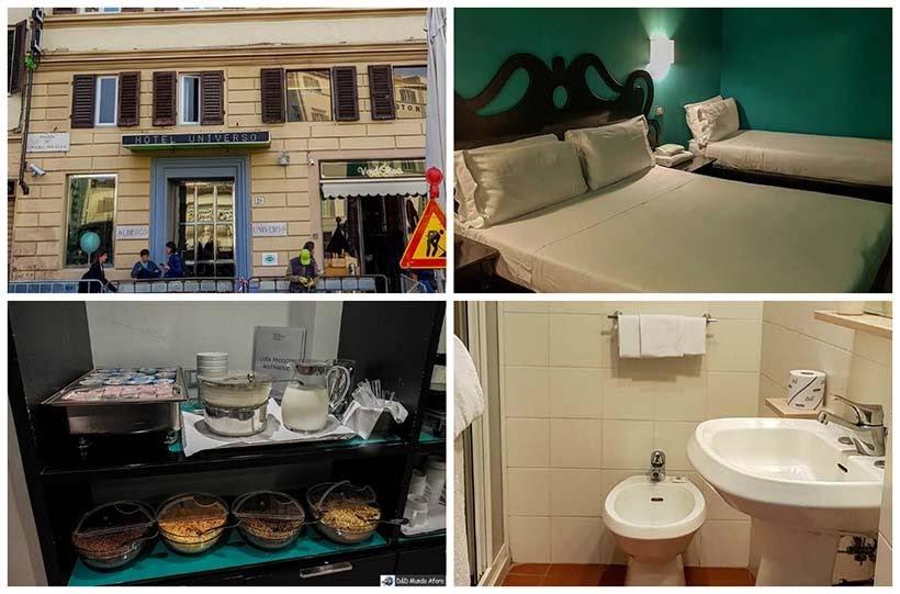 Hotel Universo - Roteiro: 2 dias em Florença