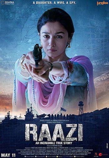 Raazi 2018 Hindi Full Movie Download