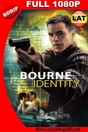 El Caso Bourne (2002) Latino HD BDRIP 1080P ()
