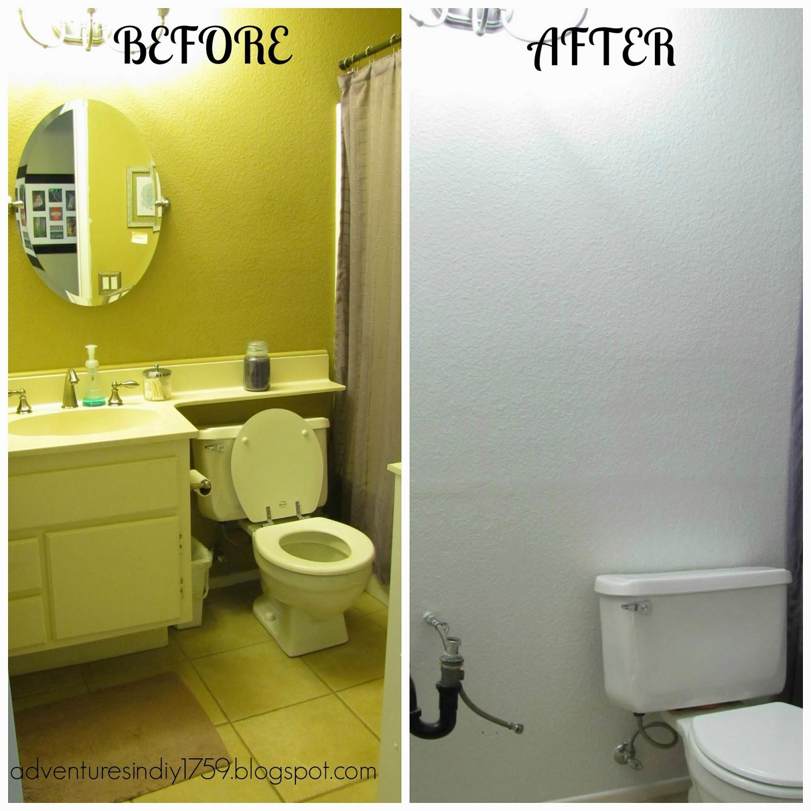 Home Depot Bathroom Paint