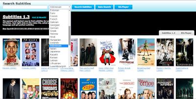 3 Situs untuk Download Subtitle FILM Berbahasa Indonesia 2
