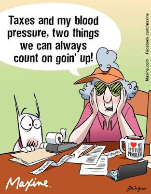 Maxine comic strips humor