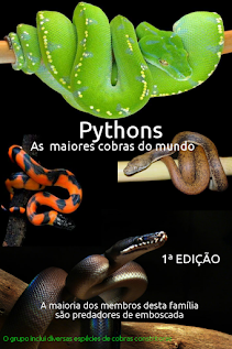 E BOOK Pythons As Maiores Cobras do Mundo