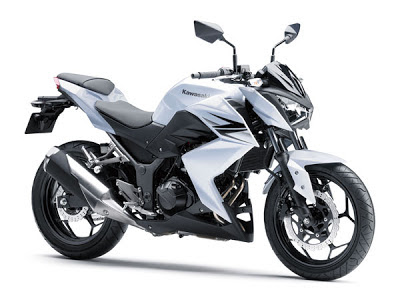 new kawasaki naked bike, 2013, z250