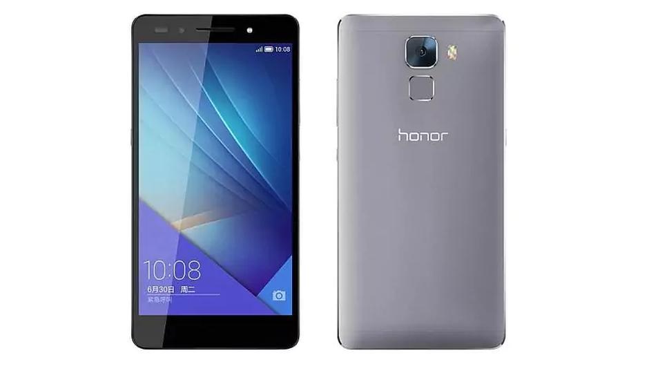يوم 12 مارس موعد الإعلان رسميا عن الهاتف Honor 7C