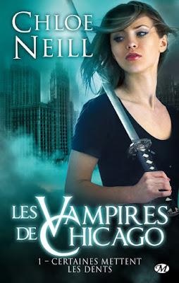 Chronique | Les Vampires de Chicago T.1