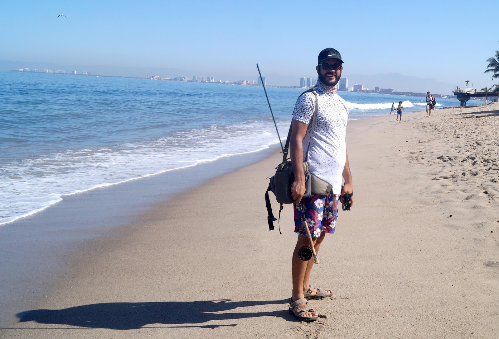 Ebi fisher saltwater fly fishing puerto vallarta mexico for Fishing in puerto vallarta