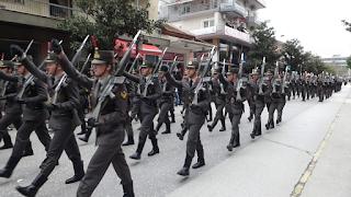 Σπουδαστές της ΣΜΥ βροντοφώναξαν: «Εμείς θα πολεμήσουμε στη πρώτη την γραμμή»