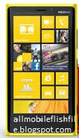 Nokia Lumia 920 (RM-821) Latest Flash File Free Download Offline Installer