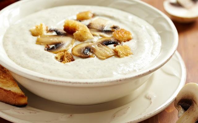Cream Of mushrooms