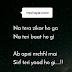 Sad Hindi Bewafa Shayari SMS