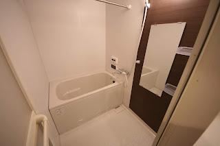 徳島市 二軒屋 オートロック 1LDK 居室 お風呂 浴室