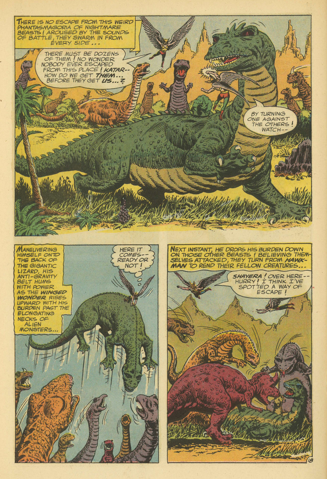 Hawkman (1964) issue 11 - Page 26