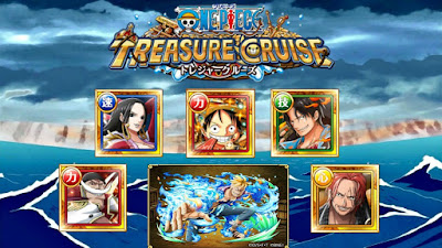 game anime android terbaik - one piece treasure