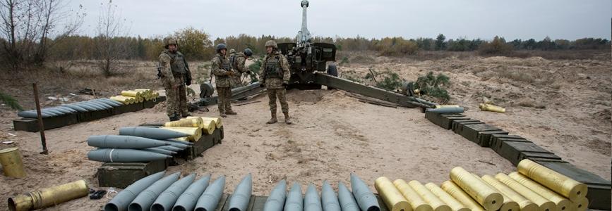 Стан забезпечення ЗСУ боєприпасами та створення їх запасів