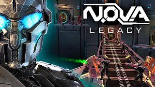 Image Game N.O.V.A Legacy Apk