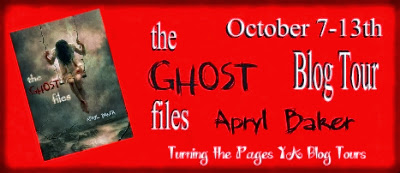 *{Blog Tour Stop}* Review : The Ghost Files : Volume I By Apryl Baker