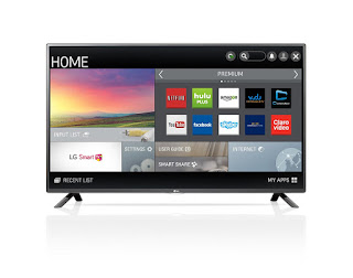 LG Electronics 50-Inch Smart LED TV