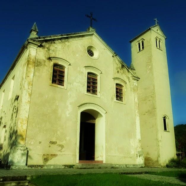 Igreja Bom Jesus dos Aflitos, Porto Belo