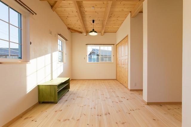 全館空調・自然素材の家 みのや