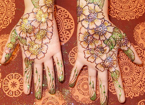 The Peak Indian Mehndi Designs 2013