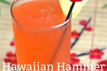 Hawaiian Hammer drink recipe