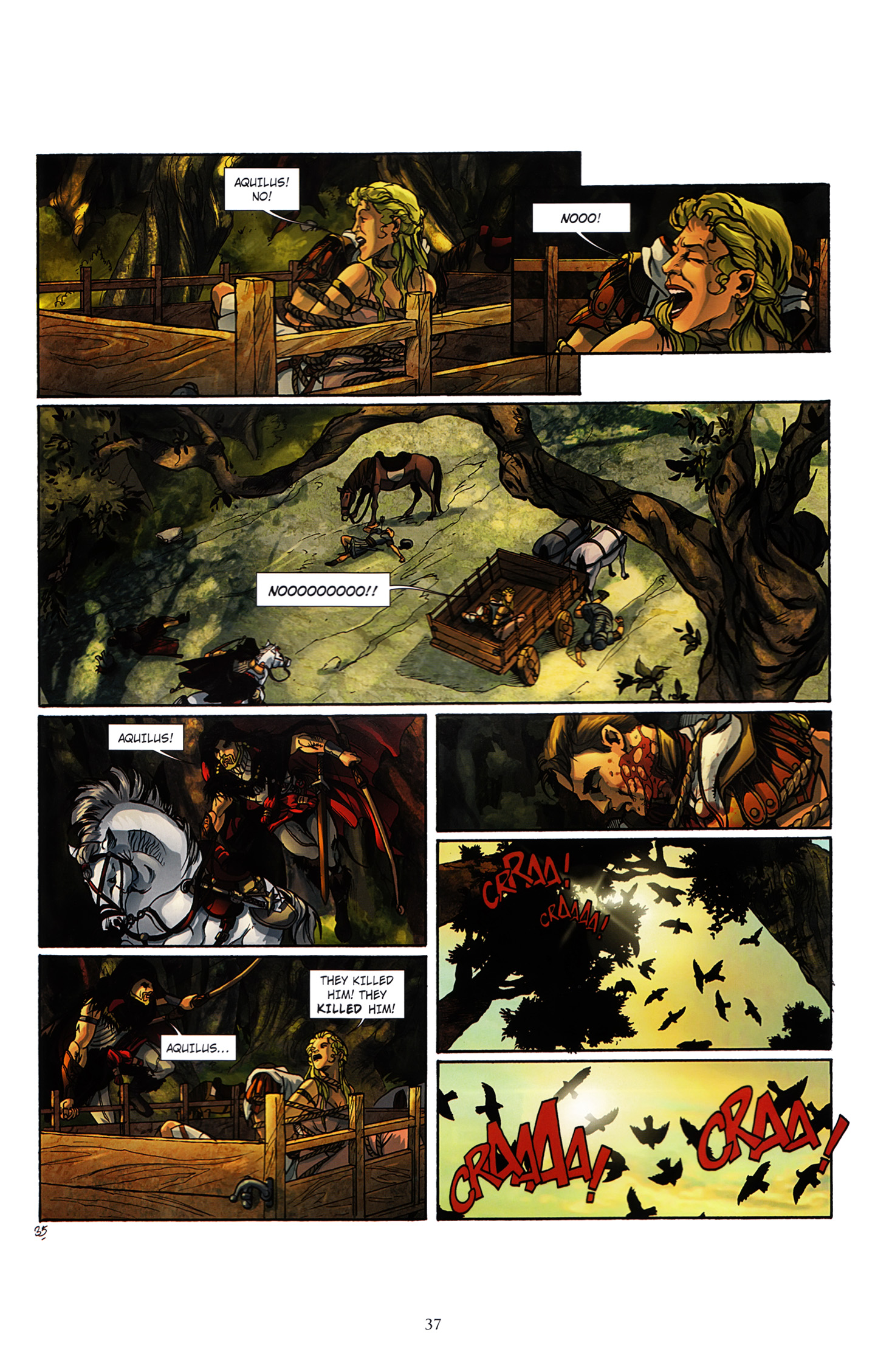 Read online Assassin's Creed (2012) comic -  Issue #3 - 41