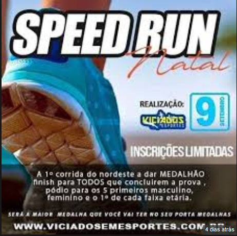 Corrida Speed Run