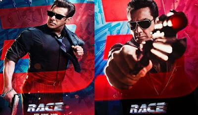 Salman Khan and Bobby Deol's entry in Race 3