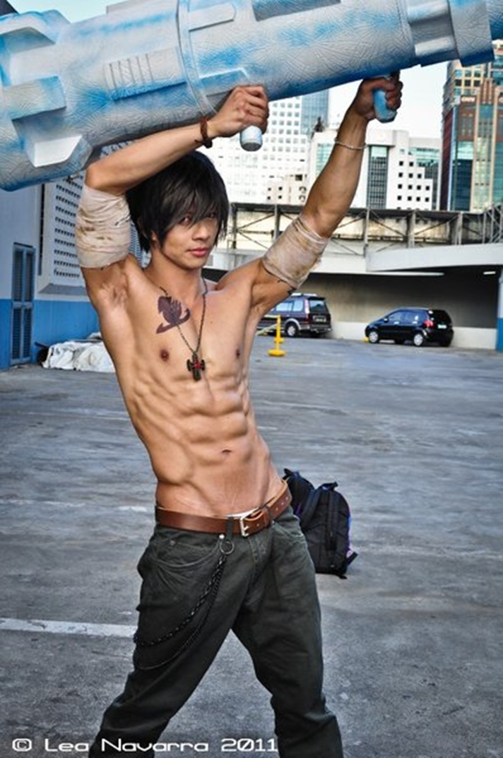 Fairy Tail Cosplay : Gray Fullbuster | restlessrodfamily