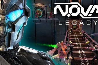 N.O.V.A. Legacy v5.7.1d Mod Apk (Unlimited Money)