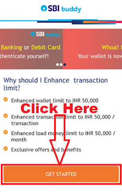 How To Upgrade SBI Buddy Wallet And Enhance Transaction Limits