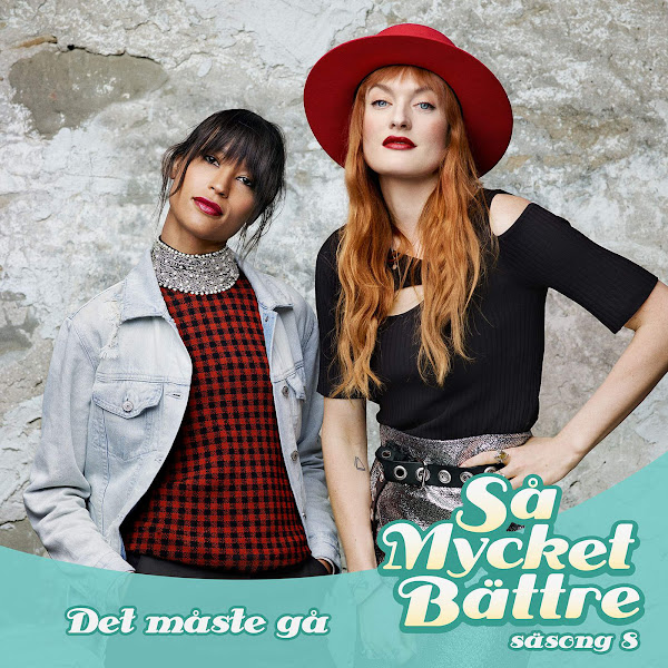 Icona Pop - Det måste gå - Single Cover
