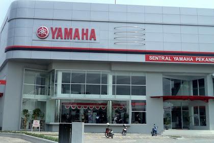 Lowongan Kerja Pekanbaru : Sentral Yamaha Mei 2017