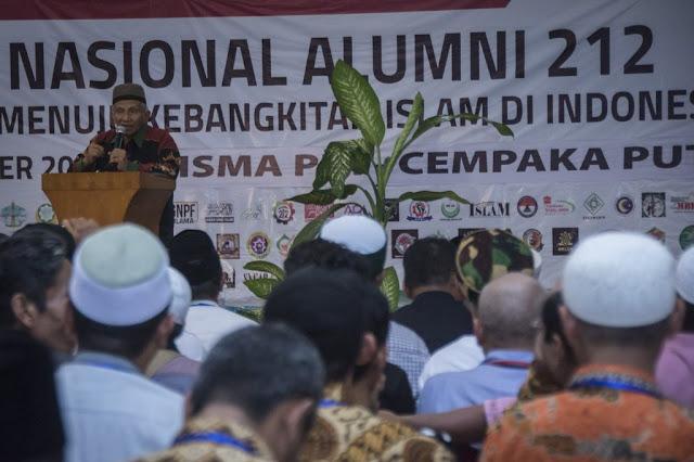 Ubah Nama, Alumni 212 Singgung Komunisme dan Nawacita Jokowi